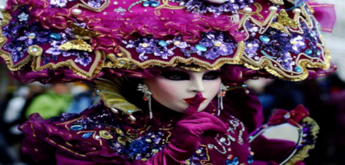 Karnaval v Venecii