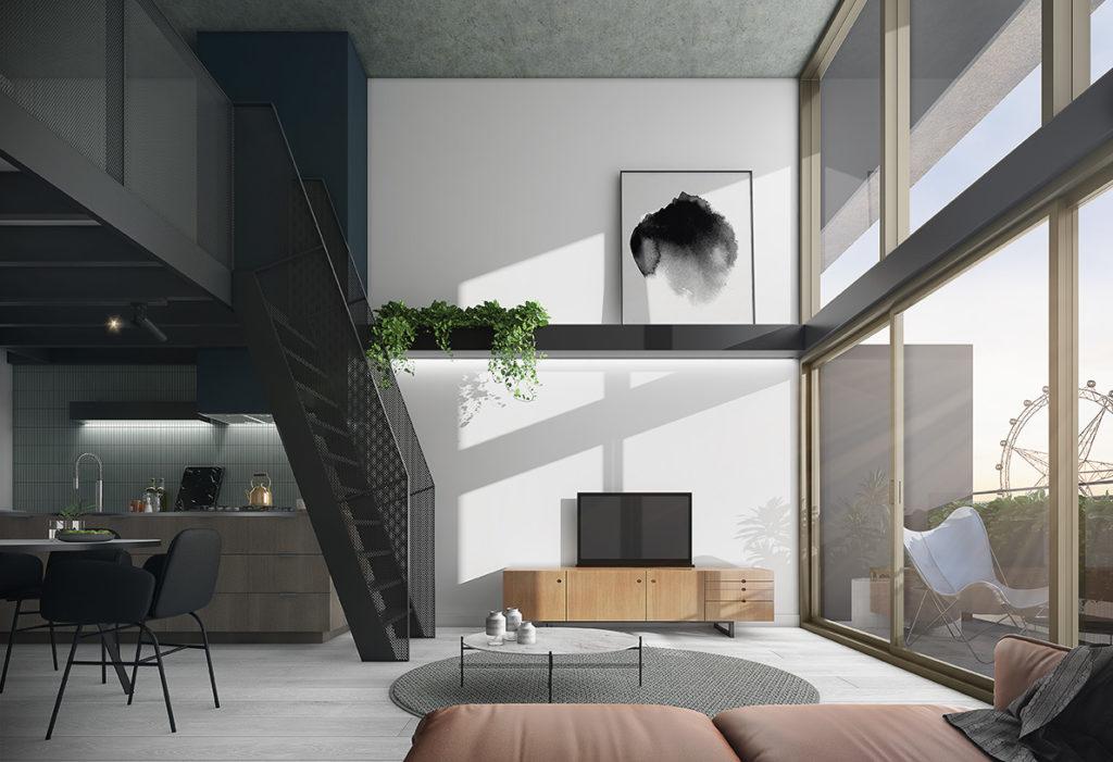 1-Bed-Loft_Brooklyn-israbell-com
