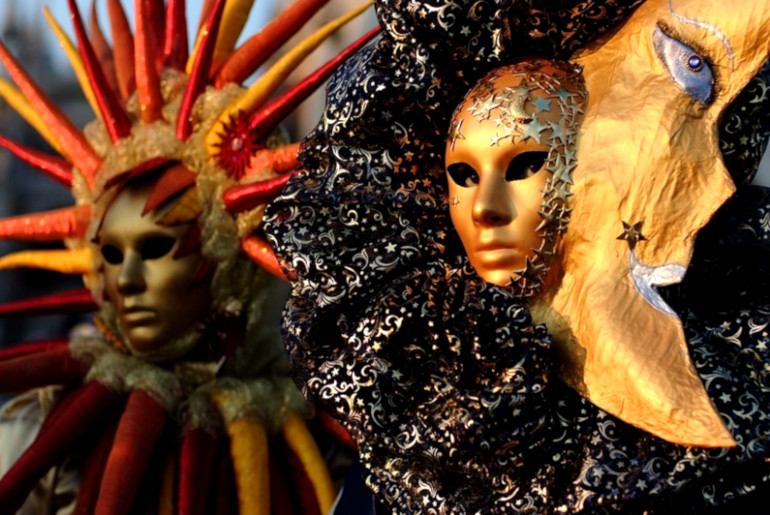 Karnaval v Venezii